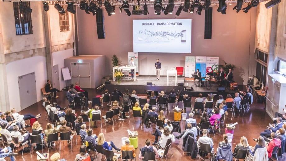 Corporate Culture Jam - Digital Transformation Presentation - Business Culture Institute